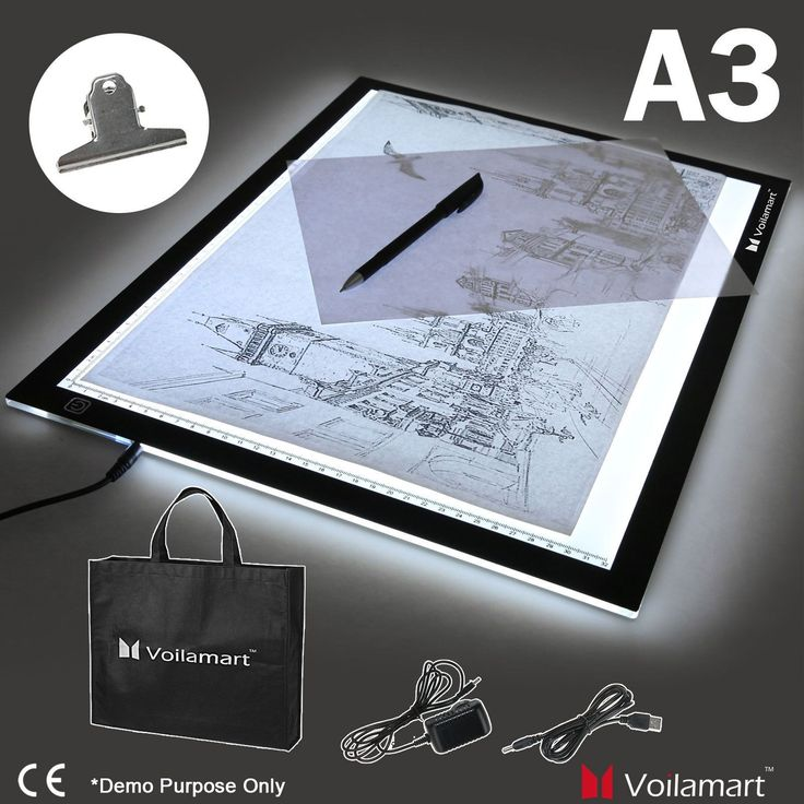 cool Voilamart A3 LED Tracing Light Box Drawing Board Pad Stencil Display Artist Copy Check more at https://aeoffers.com/product/arts-and-crafts-collectibles-handmade-online/voilamart-a3-led-tracing-light-box-drawing-board-pad-stencil-display-artist-copy/