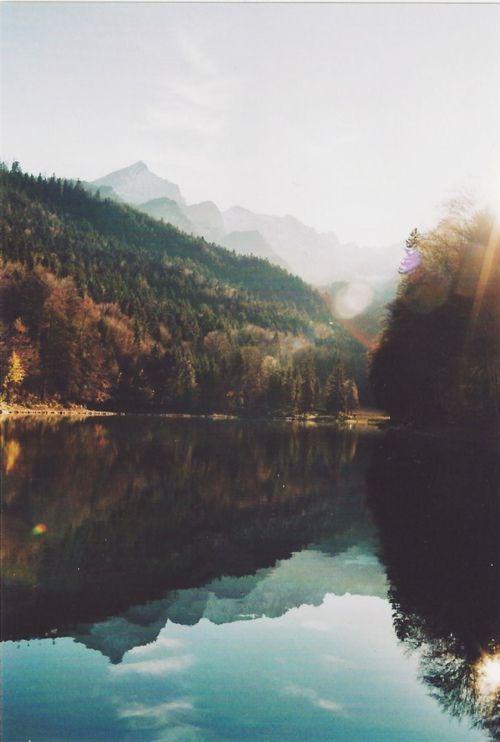 mountains. on mountains on mountains.