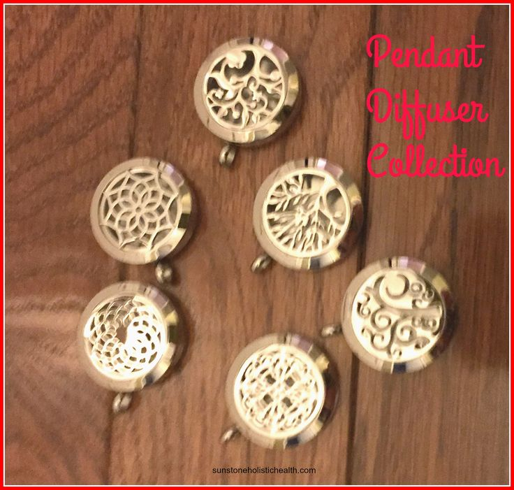Pendant Diffuser Collection #wearyouroils #aromatherapy