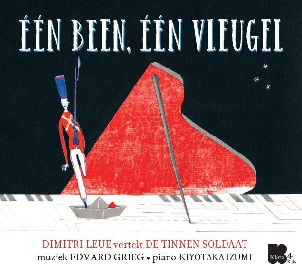 Over een tinnen soldaat op één been, een prima ballerina en een duiveltje-uit-een-doos. In deSingel, op CD en in Iedereen Klassiek!