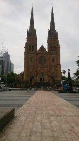 St Mary's Sydney