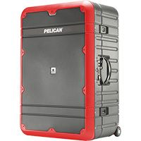 LUGGAGE from Pelican offer the best rigid rolling travel suit cases. These watertight, hard suitcases are made in cary-on and large sizes. Product of USA.