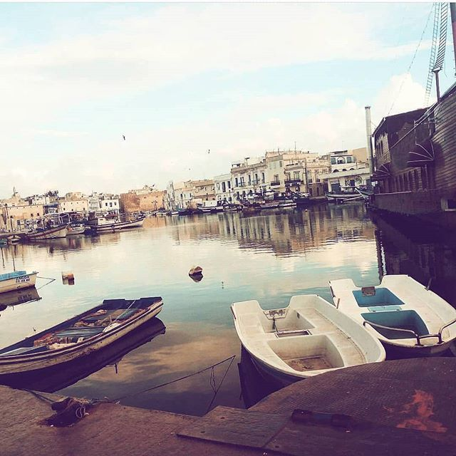 Looks like a painting taken from a museum :) makes me feel calmer. How about you?  Pic by @hajeraroua & discovered by @tunisia . . . #africa #tunisia #discovery #travel #picoftheday #bestview #city #harbour #boats #marina #peace #peaceofmind  #peopleofthemediterranean #interviewproject #mediterranean #mediterraneanlife #mediterraneanvibes #travelblogger #trip #traveltheworld #wanderlust #wandergram #instapassport #lonelyplanet #travels #travelandlife #ilovetravel #mytravelgram…