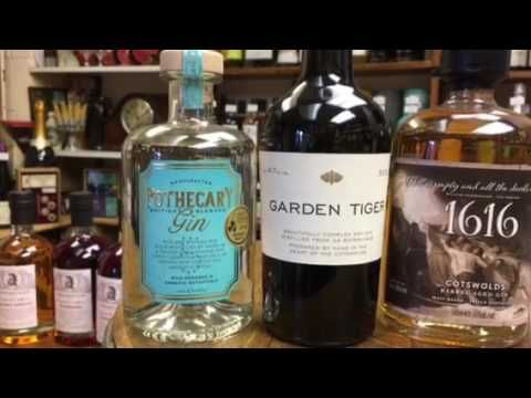 Feb 2017 Gins of the Month