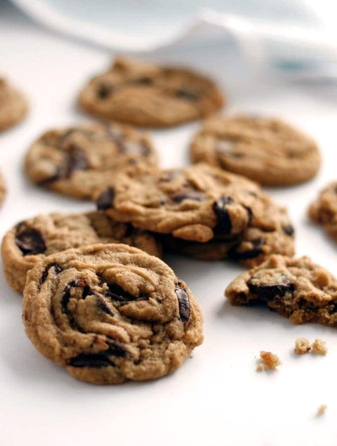 The New York Times Perfect Chocolate Chip Cookies Made Vegan