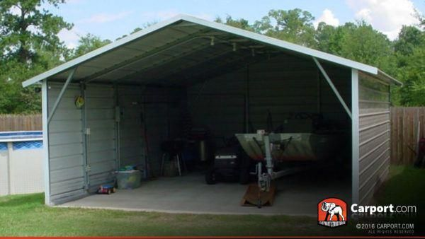 Green Roofs And Great Savings Double Carport Shed Roofing Diy