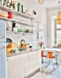 kök öppna hyllor - Sök på Google: Interior Design, Bright Kitchens ...
