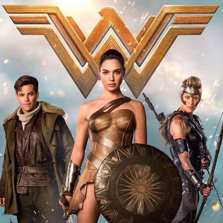 Wonder Woman @ga l_gadot for the @wonderwomanfilm
