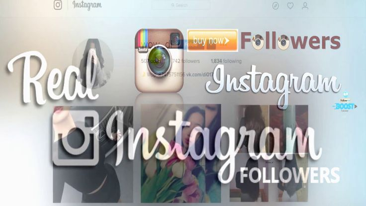 FREE! Here's How to get Over 1000 Real Followers Instagram, Not Bot