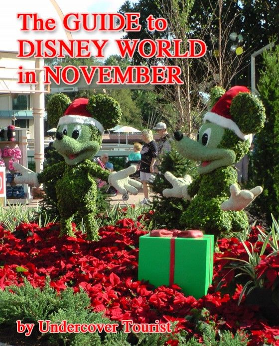 November is a transition month for many of the Orlando theme parks as Halloween and fall events come to an end and the parks get ready for the holidays. This month actually sees more low crowd-level days than October, and there are plenty of special events to experience, making it...