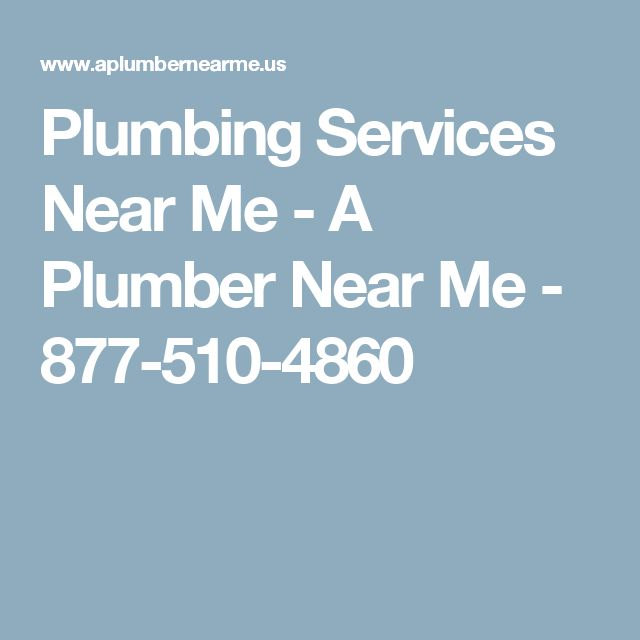 Emergency Plumbers Find A: 7 Best 24 Hour Emergency Plumber Near Me Images On