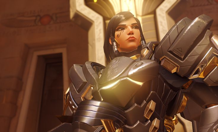 Pharah Overwatch HD Wallpapers Backgrounds Wallpaper