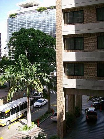 JW Marriott Hotel Caracas Driveway of hotel
