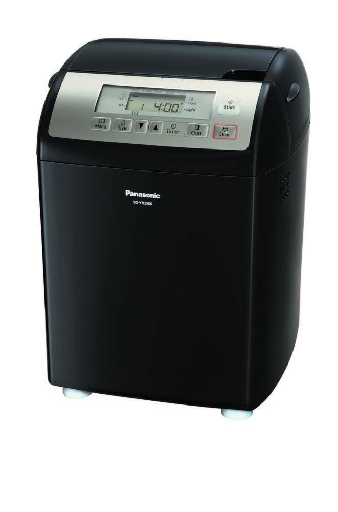 Panasonic SD-YR2500 -Panasonic Gluten Free Bread Maker