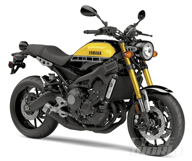 cycle world eicma 2015 first look 2016 yamaha xsr900 neo retro cafe racer custom. Black Bedroom Furniture Sets. Home Design Ideas