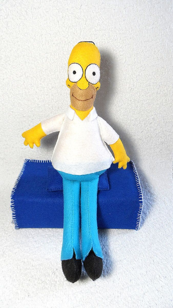 Homer peso de porta