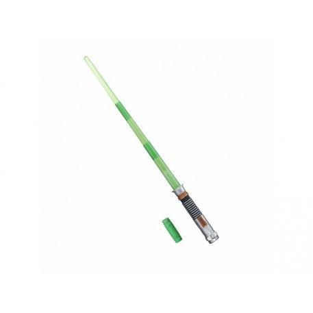 Star Wars Bladebuilders Luke Skywalker Electronic Lightsaber