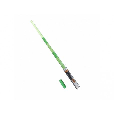 Star Wars Bladebuilders Luke Skywalker Electronic Lightsaber
