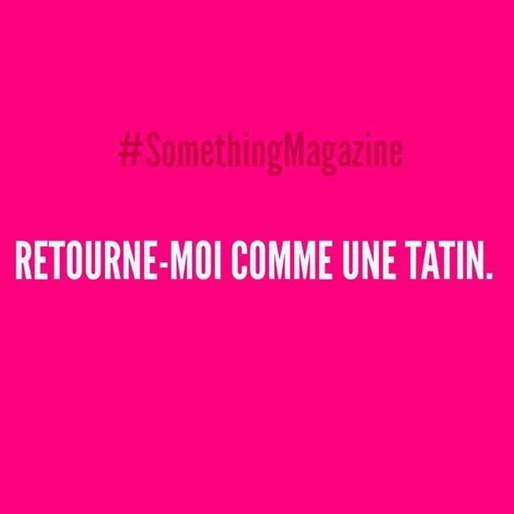 #SomethingMagazine
