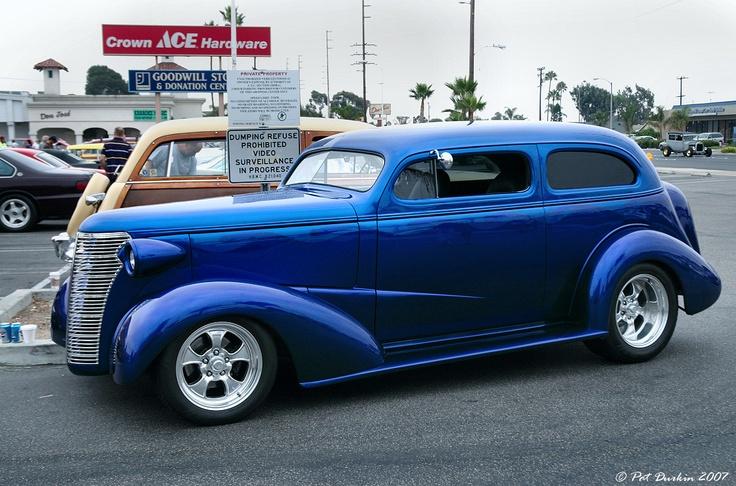 1938 chevy 2 door sedan vintage cars more pinterest for 1938 chevrolet 2 door sedan