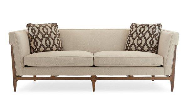 Bigelow Sofa - Caracole Furniture | Luxe Home Philadelphia
