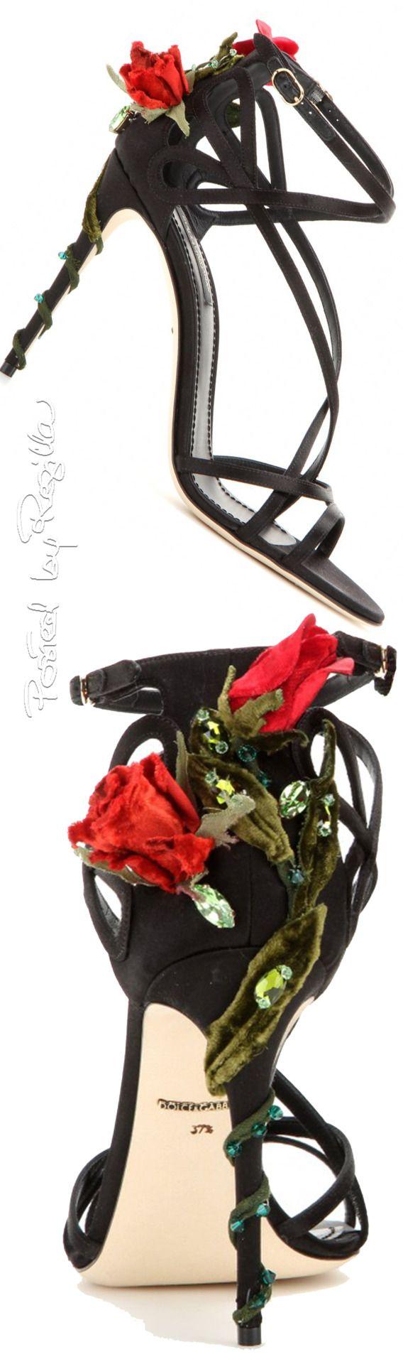 Shoes~Sexy Dolce & Gabbana