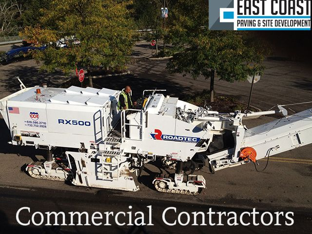 East Coast Paving and site development are leading commercial contractors in NJ. Our experienced team of professionals is expertise in all commercial asphalt paving and site development services. To know more about us at Call 732-329-3600