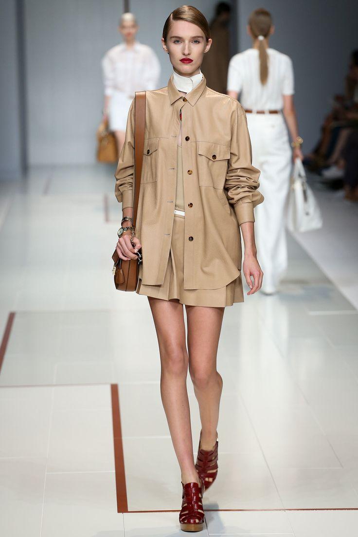 Trussardi Spring 2015 Ready-to-Wear