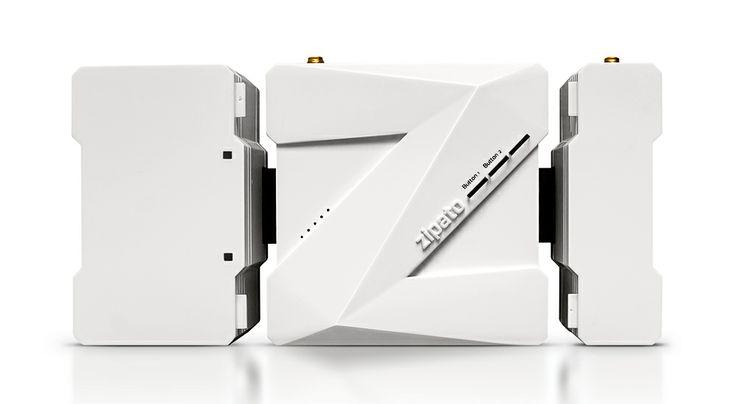 Zipabox - modular home automation controller