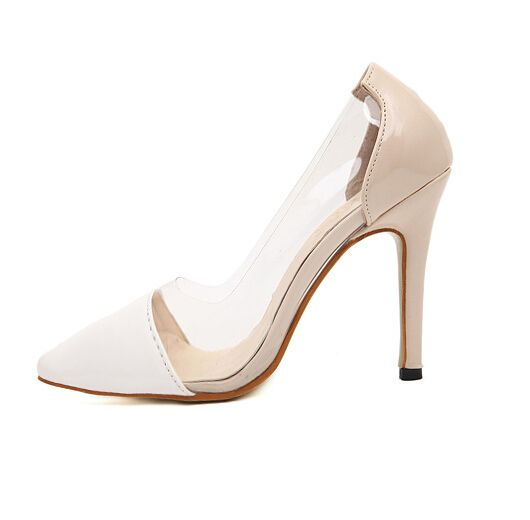 Find More Information about New Sexy Brand fashion See through  pointed toe shoes thin heels high heeled Pumps shoes Height 11 cm,High Quality shoe size,China shoe dog running shoes Suppliers, Cheap shoe pets from Gangdong Merida Trading Co.,Ltd on Aliexpress.com