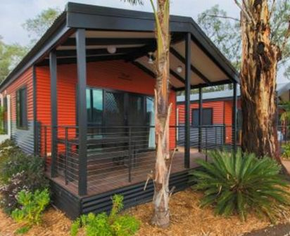 renmark riverfront holiday park