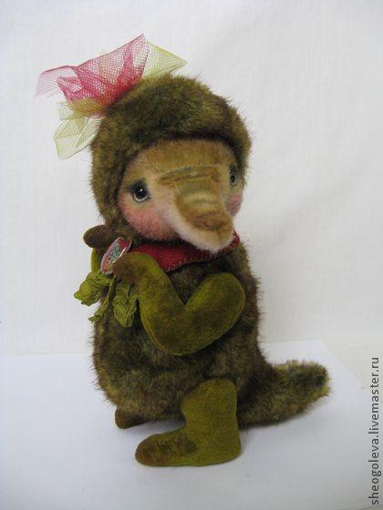 Мишки Тедди ручной работы. Ярмарка Мастеров - ручная работа КрокоДинка...)))  21 см. Handmade.