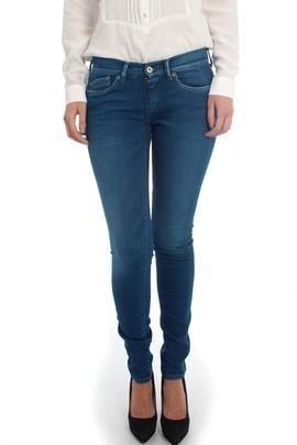 Pantalón Vaquero Pepe Jeans Pixie Existe el paraíso, lo sé, porque este pantalón vino de allí. #moda #ropa #fashion #style #tendencias #mujer #pantalón #modamujer