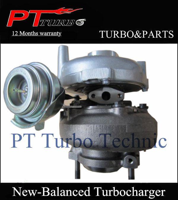 Турбокомпрессор / Turbolader / полная турботаймер / полный турботаймер GT2556V 454191 11652248906 для BMW 530 D ( E39 ) / BMW 730 D ( E38 )