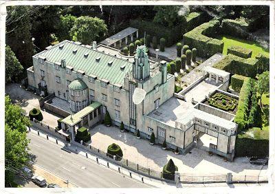 BELGIUM (Brussels) - Stoclet Palace (UNESCO WHS)