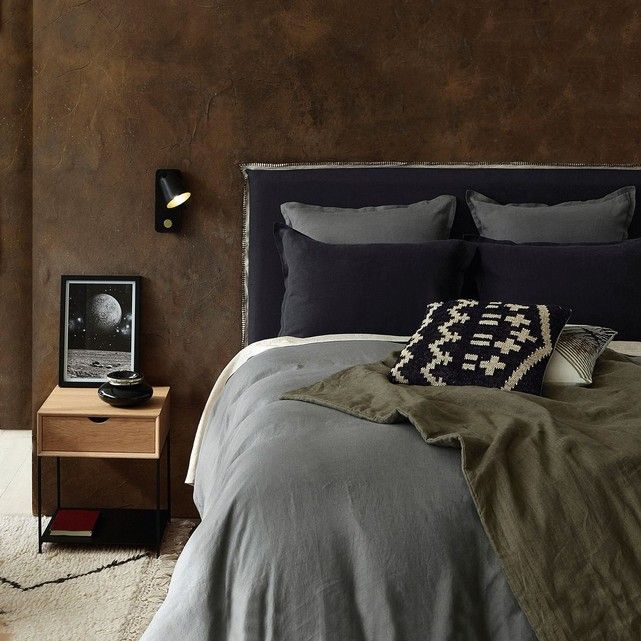 Best 25 housse de couette lin ideas on pinterest housse for Housse de couette lin