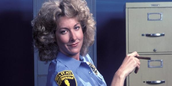 Betty Thomas as Lucy Bates (Hill Street Blues)