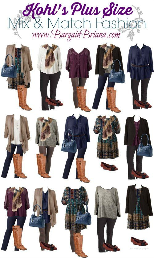 I've put together this great Kohl's Plus size fashion board ideas! Mix and Match for soooo many outfit combinations. These outfits will take you from casual to a night out. Be sure to use all the tips and tricks on [...]