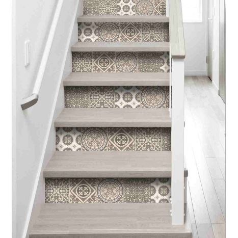 les 25 meilleures id es de la cat gorie stickers escalier sur pinterest vinyle autocollant. Black Bedroom Furniture Sets. Home Design Ideas