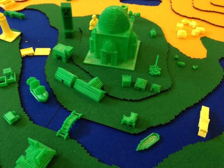 Printcraft: Materialize suas criações no Minecraft