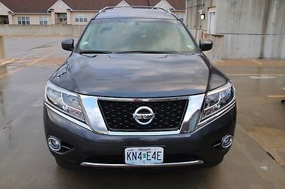 nice 2014 Nissan Pathfinder - For Sale View more at http://shipperscentral.com/wp/product/2014-nissan-pathfinder-for-sale-2/