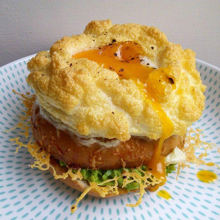 Tendance culinaire : le cloud egg