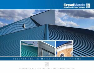 Drexel Metals Releases Product Guide  Drexel Metals has released its 2016 Product Guide complete with updated technical information product test and warranty information color chart options and a complete list of products and services offered by the company.  Drexel Metals has released its 2016 Product Guide complete with updated technical information product test and warranty information color chart options and a complete list of products and services offered by the company.  Drexel Metals…