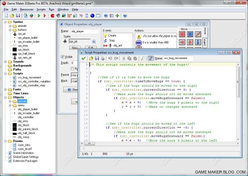 Game maker #online #games #free #play http://game.remmont.com/game-maker-online-games-free-play/  www.GameMaker8.com YoYo Games GameMaker 8: Make Free Games GameMaker 8 is the latest version of the free easy game development software Game Maker from developers YoYo Games Ltd. Game Maker enables you to create your own Windows computer games without needing to know how to write any code. Built in drag and drop actions can…