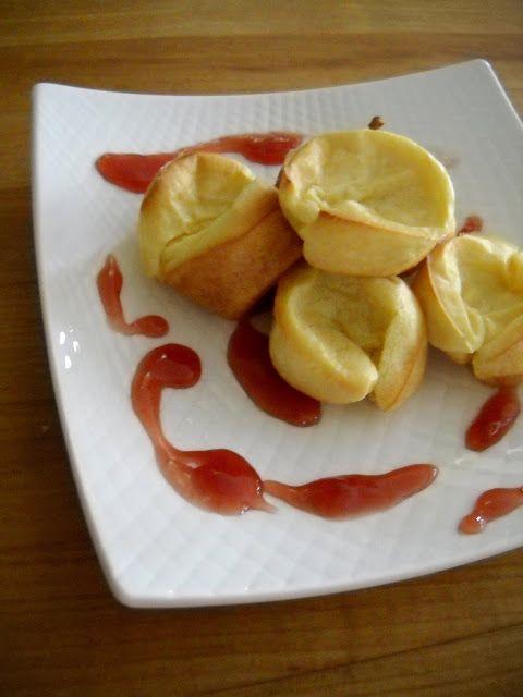 Cinnamon Freud: Mini German Pancakes