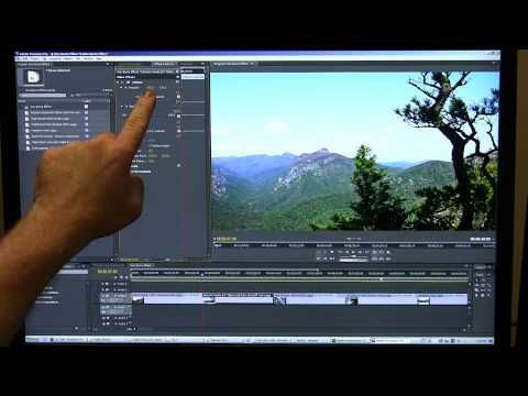 Ken Burns Effect Made Easy in Adobe Premiere - Panning and Zooming