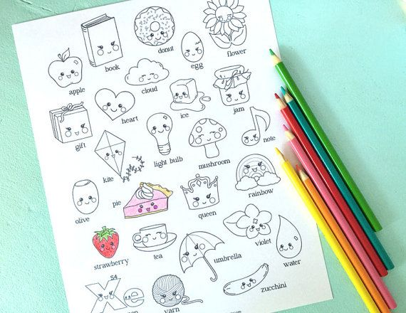 Japanese Alphabet Coloring Pages : Best color it so cool for me images on pinterest