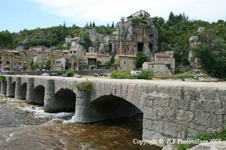 labeaume, Ardeche-France