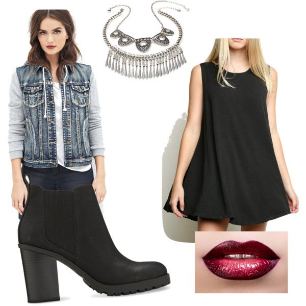 """""""Casual Bar Outfit"""""""