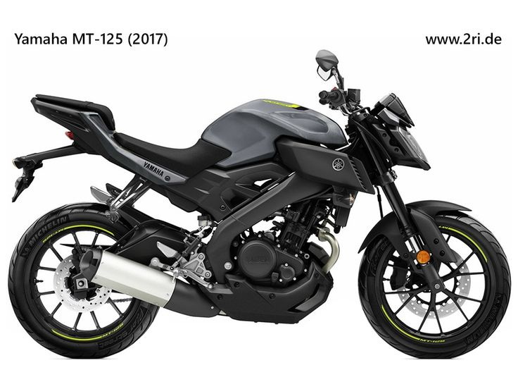 Yamaha MT-125 (2017)